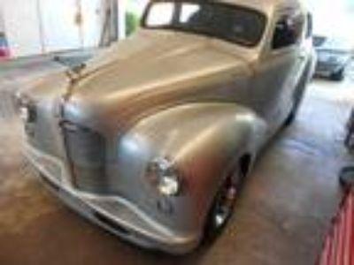 1947 Austin Devon Street Rod Gasser Project