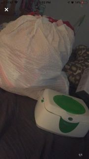 Baby clothes and wipe warmer
