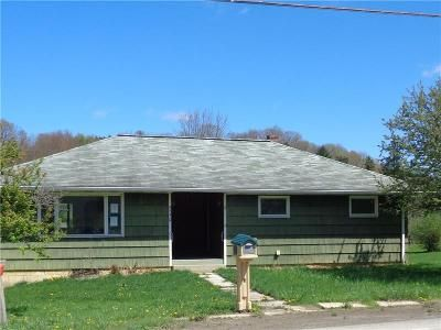 2 Bed 1 Bath Foreclosure Property in Home, PA 15747 - Route 85 Hwy