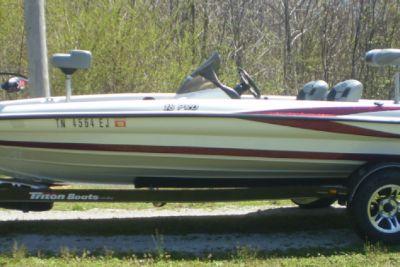 2013 Triton 18 Pro Series