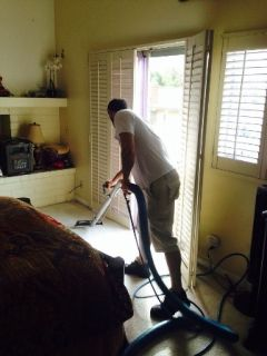 Commercial & residential carpet cleaning in Texas