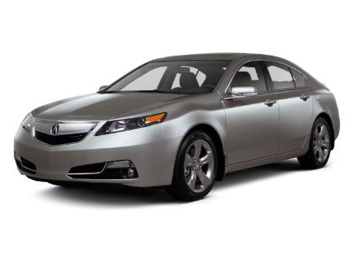 2012 Acura TL SH-AWD w/Tech (Bellanova White Pearl)