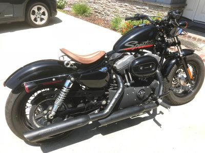 2011 Harley-Davidson FORTY-EIGHT