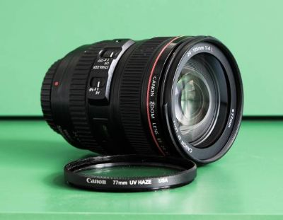 Canon EF 24-105mm f4 L IS USM Lens