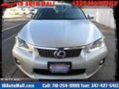 $12999.00 2012 Lexus CT 200h with 80647 miles!