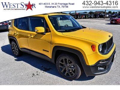 2018 Jeep Renegade ALTITUDE 4X2 (Yellow)