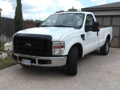 New body style Ford F250 Super Duty 08. Upgraded ranch hand bumper.OBO