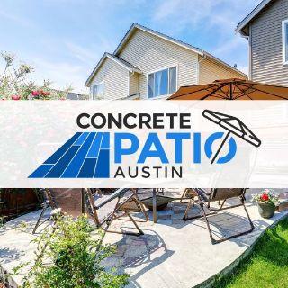 Concrete Patio Contractor Austin