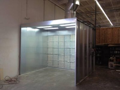 Find NEW OPEN FACE PAINT SPRAY BOOTH FOR WOOD WORKING FREE SHIPPING MADE IN THE US!!! motorcycle in Los Angeles, California, US, for US $3,499.00