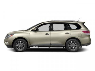 2016 Nissan Pathfinder S (Pearl White)