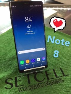 Samsung Galaxy Note 8 64GB for AT&T, Cricket, and more!