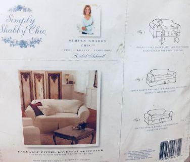 3 - Love Seat Covers