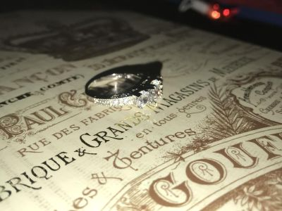 Engagement/gift ring