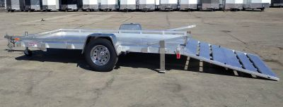 2018 American Hauler UTILITY TRAILER Equipment Trailer Trailers Francis Creek, WI