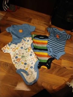 0-3 months babies r us onesies. All excellent condition