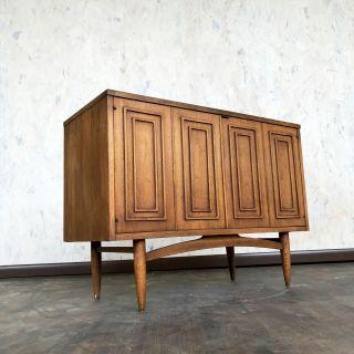 Mid Century Broyhill Sculptra cabinet