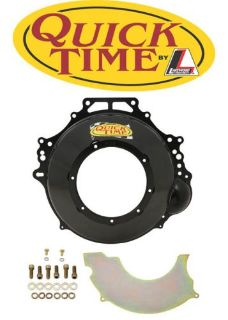 Purchase Quick Time RM-6045 Universal SB Ford & SB Chevy Bellhousing For Powerglide Trans motorcycle in Story City, Iowa, United States, for US $571.95