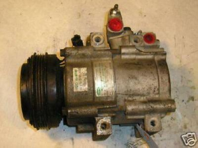 Buy 2003-2006 Kia Sorrento 3.5L AC Compressor motorcycle in Croswell, Michigan, US, for US $110.00