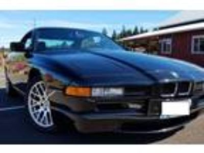1995 BMW 8-Series 850 CSI