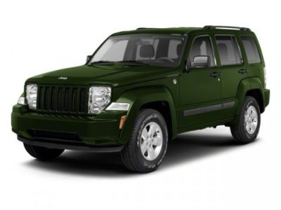 2012 Jeep Liberty Sport (Bright Silver Metallic)