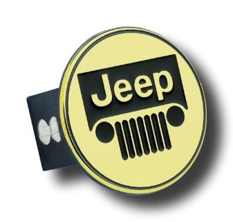 Find Chrysler Jeep Gold Trailer Hitch Plug Made in USA Genuine motorcycle in San Tan Valley, Arizona, US, for US $36.43