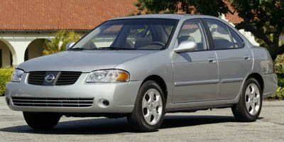 2005 Nissan Sentra GXE (Not Given)