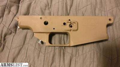 For Sale: Handl Defense SCAR17 lower