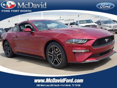 2018 Ford Mustang ECOBOOST FASTBACK (RED)