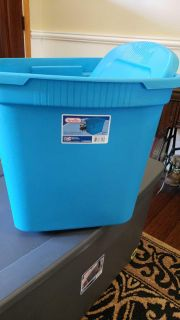 18 Gallon tote with Lid
