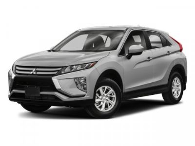 2018 Subaru Eclipse Cross LE (ALLOY SILVER)
