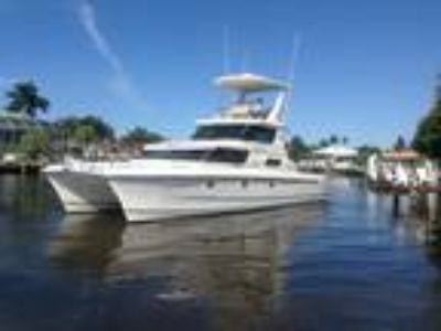 48' Aventure Sportster Power Catamaran 2003