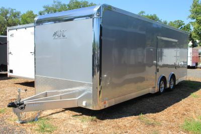 24 ft ATC Aluminum Car Hauler