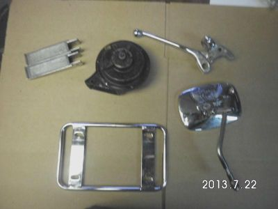 Sell Harley Parts Assortment motorcycle in Evans City, Pennsylvania, US, for US $20.00