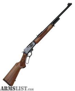 For Sale: Marlin 45/70 lever action bluing and in excellent condition
