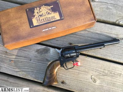 For Sale/Trade: New Heritage.22lr