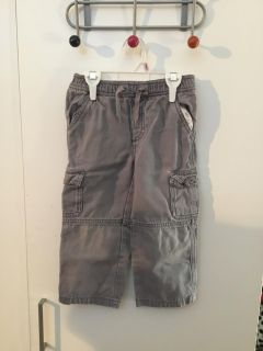 OLD NAVY GREY PANTS - SIZE 3T