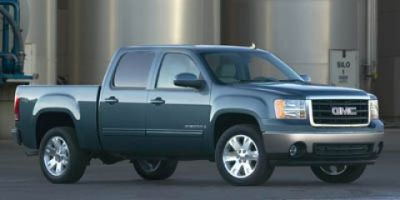 2007 GMC Sierra 1500 Work Truck (Stealth Gray Metallic)