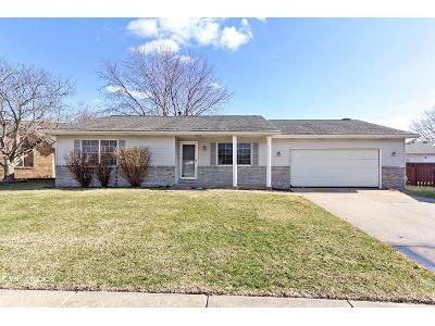 3 Bed 2 Bath Foreclosure Property in Springfield, IL 62703 - Lily Ln