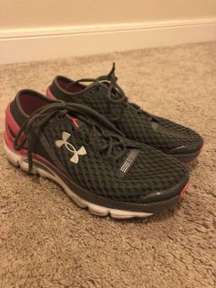 Under Armour running shoes 10