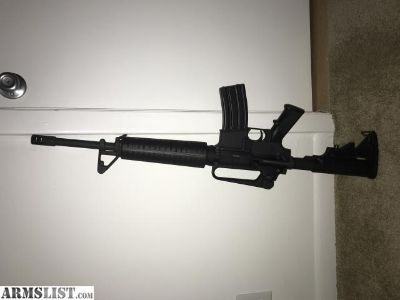 For Sale/Trade: AR15 fs/ft