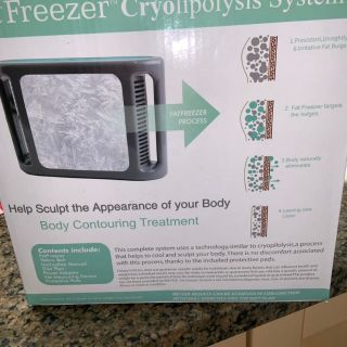 Fat freezing machine