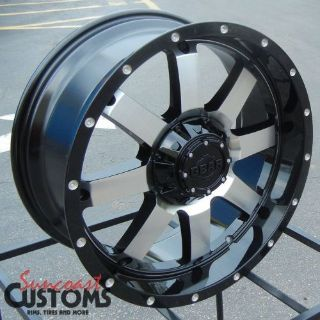 "Buy 20X9"" BLACK GEAR BIG BLOCK WHEELS RIMS FORD F250 F350 EXCURSION 8X170 KING RANCH motorcycle in Sarasota, Florida, United States"