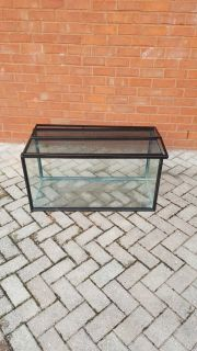 50 gallon tank with lid