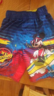 BNWOT Disney Boys swimsuit (5t)