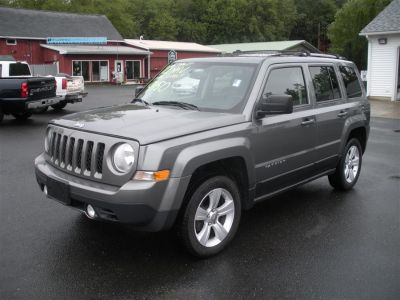 2012 Jeep Patriot Limited (Gray)