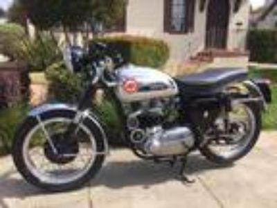 1955 BSA Goldstar Cafe Racer 3500 Miles