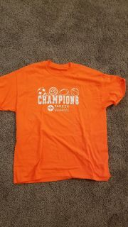 Parker parks and rec softball champions t-shirt