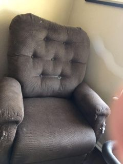Free lift chair for handicap person