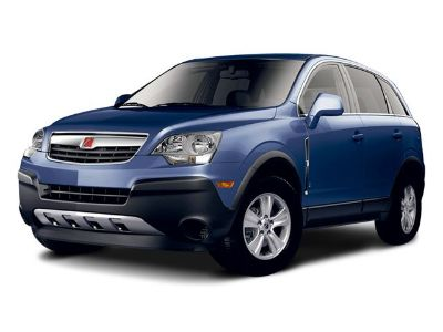 2008 Saturn Vue XE (Ruby Red)