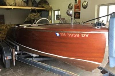 1950 Chris Craft Runabout